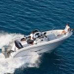 Bateau Ranieri Voyager - Location de bateaux à Monaco