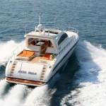 Location leopard 23 yacht charter - nice, cannes, monaco