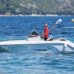 Location de bateau Ranieri Voyager